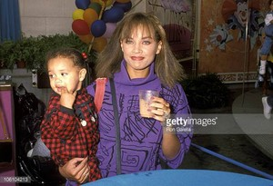 Vanessa And Oldest Daughter, Melanie