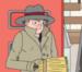 Vincent Adultman - bojack-horseman icon