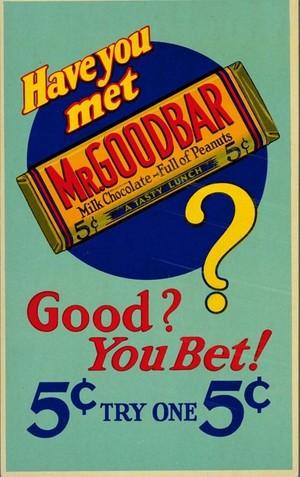Vintage dulces Advertisements