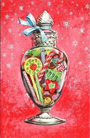 Vintage Natale Cards