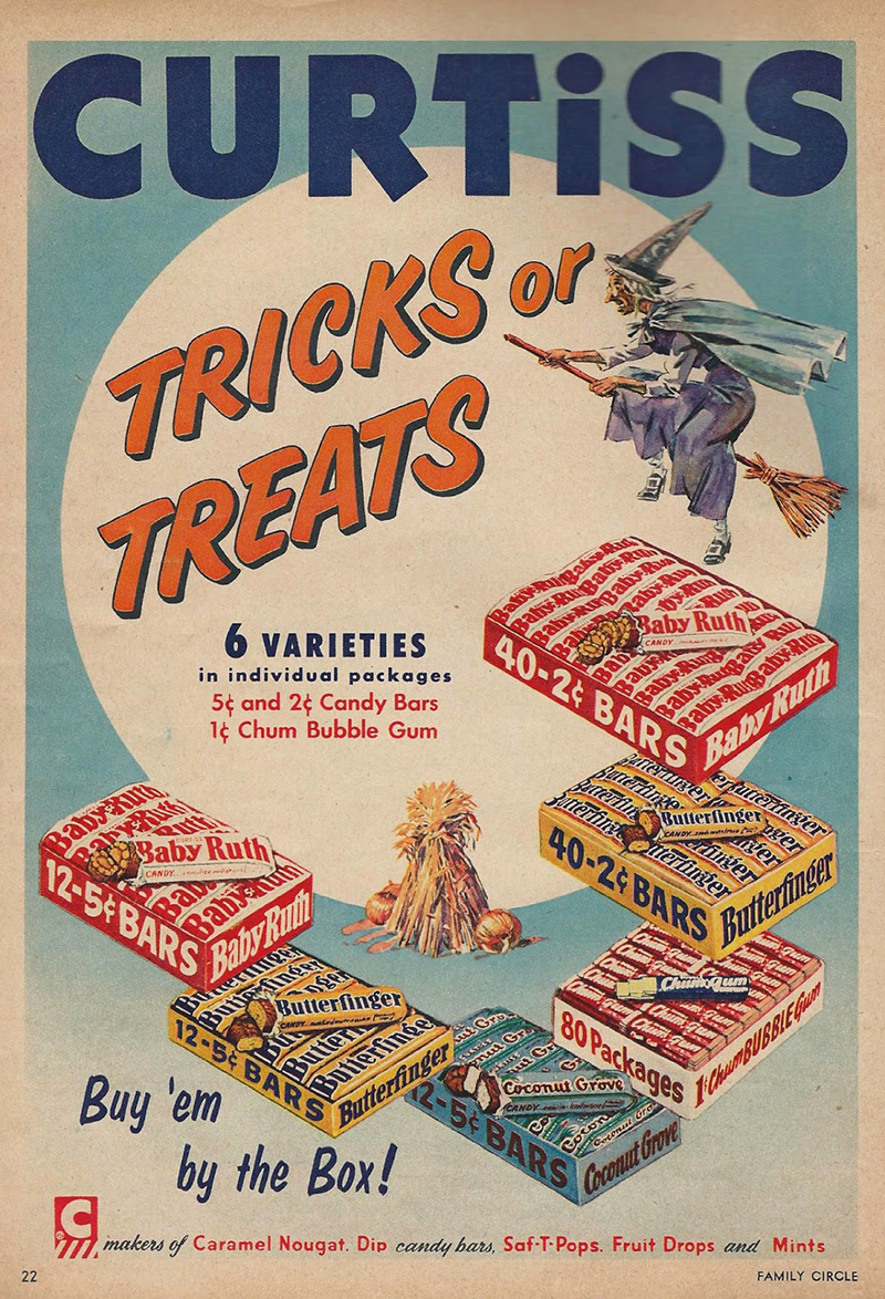 Vintage Halloween Ads.Vintage Halloween Candy Ads Halloween Photo 40749798 Fanpop