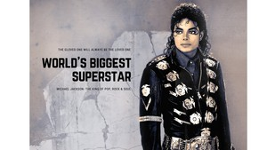 WORLD'S BIGGEST SUPERSTAR