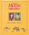Walt Disney Book Scans - Disney's Mulan: Collector's Edition - walt-disney-characters photo