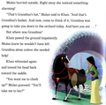 Walt Disney Book Scans – Mulan: Khan to the Rescue (English Version) - walt-disney-characters photo