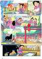 Walt Disney Movie Comics - Mulan (Danish Version) - walt-disney-characters photo
