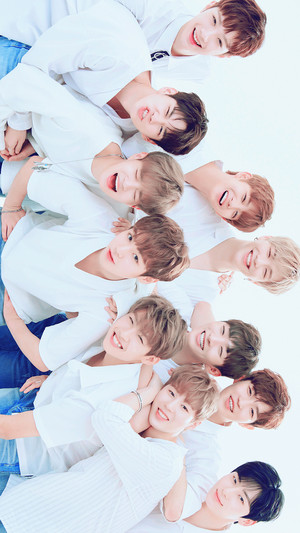 Wanna One profiel Group
