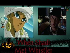 When Shadi Met Whistler