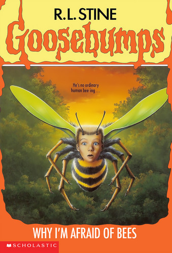 Мурашки Обои titled Why I'm Afraid of Bees