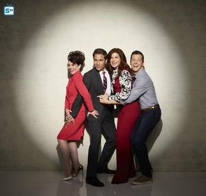 Will and Grace (2017) Cast