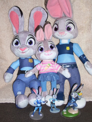 Will the Real Judy Hopps Please Hop Up?