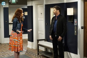 Will & Grace - Episode 9.03 - Emergency Contact - Promotional Photos