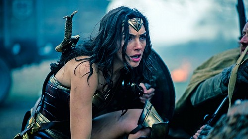 Wonder Woman (2017) پیپر وال called Wonder Woman پیپر وال