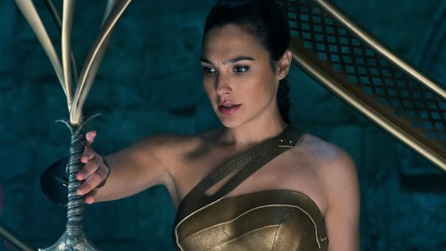Wonder Woman (2017) پیپر وال entitled Wonder Woman پیپر وال