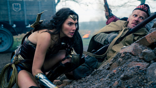 Wonder Woman (2017) hình nền called Wonder Woman hình nền