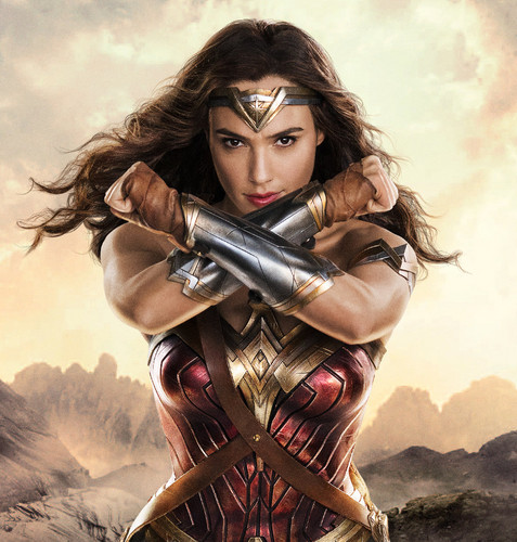 Wonder Woman (2017) 壁纸 called Wonder Woman