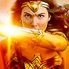 magtaka babae litrato entitled Wonder Woman