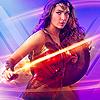 magtaka babae litrato titled Wonder Woman