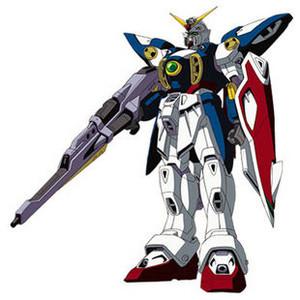 XXXG 01W Wing Gundam