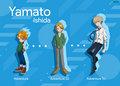 Yamato - digimon photo