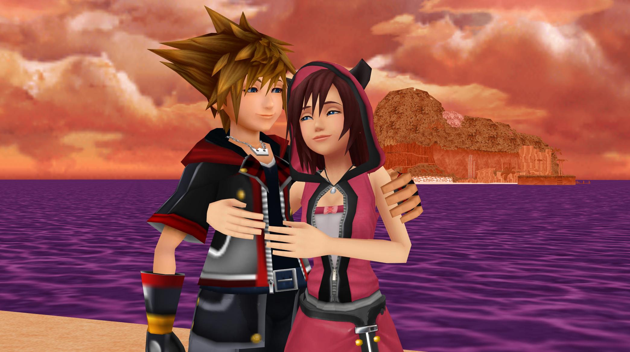 Kairi & Sora Bilder Du and Me well be Together SoKai Tag Sora x ...