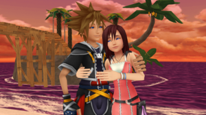 Du re Home SoKai Tag Sora x Kairi