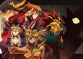 Yu Gi Oh ! - yu-gi-oh fan art