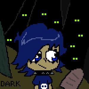 Yumi pixel art