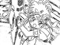 Yuri Cube - anime fan art