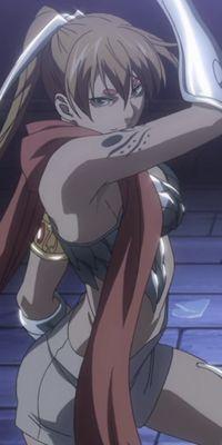 Yuzuriha(Saint Seiya: The 迷失 Canvas)