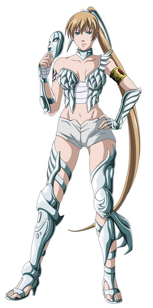 Yuzuriha(Saint Seiya: The lost Canvas)