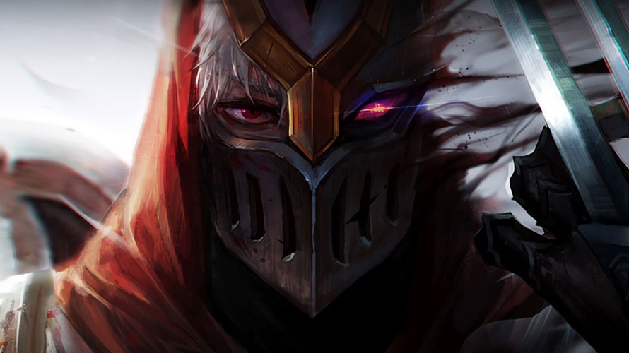 Zed League Of Legends Face ZEDSHADOW0 images ZED ...