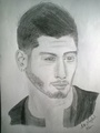 Zayn - one-direction fan art