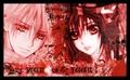 Zero/Yuuki Banner - Bloody Lovers - vampire-knight-yuki-zero fan art