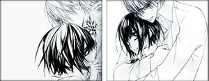 Zero/Yuuki Fanart - I'll Give To You