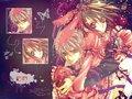 Zero/Yuuki Wallpaper - Christmas Gift - vampire-knight-yuki-zero fan art
