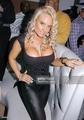 coco during ice t and coco host smooth magazine cover party at 22 picture id110301008 - nicole-coco-austin photo