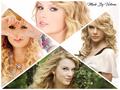 collage5 - taylor-swift fan art