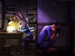 don t give up zootopia story 4 द्वारा neytirix dav0cl3