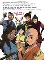 North & South Bonus Page - avatar-the-last-airbender photo