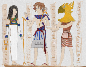 egyptian 幻想 viii color 由 ashes and wings d5dmwyk