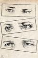 eyes - supernatural fan art