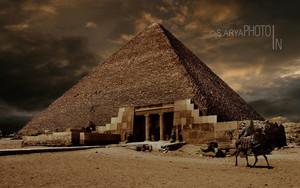 giza pyramid oleh susnigdh d3z6log