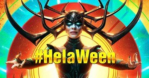 happy HELA-ween
