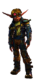 jak x combat racing render  - jak-and-daxter fan art