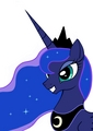 Jolly Blue Alicorn  - my-little-pony-friendship-is-magic photo