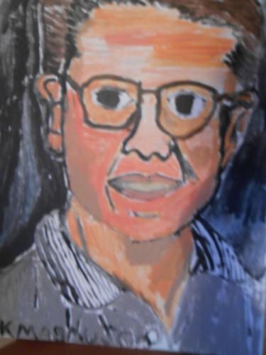 Stephen Colbert wallpaper entitled kevins work 003.JPG