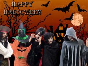 kiryu Halloween
