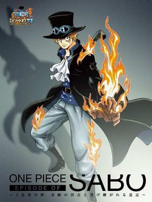 one piece sabo