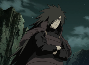 madara rianimated