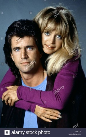 mel gibson and goldie hawn bird on a wire 1990 directed par john badham F4PTT8
